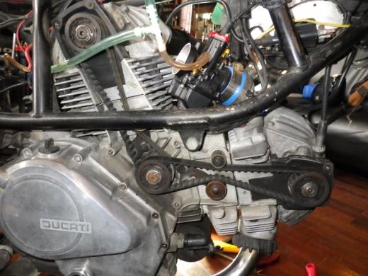エンジンを掛ける? (5)
