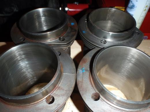 RHエンジン清掃、磨き (20)