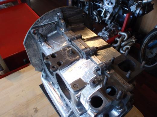 RHエンジン清掃、磨き (11)