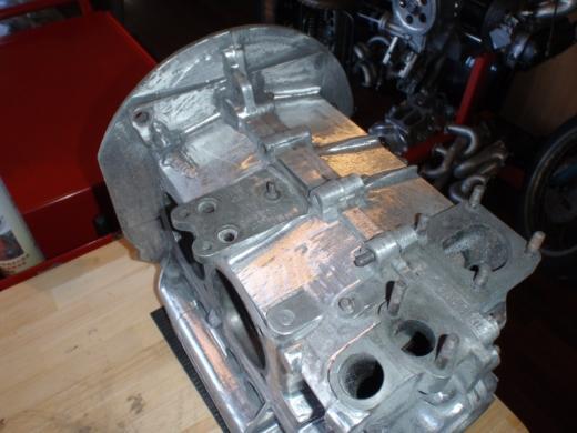 RHエンジン清掃、磨き (12)