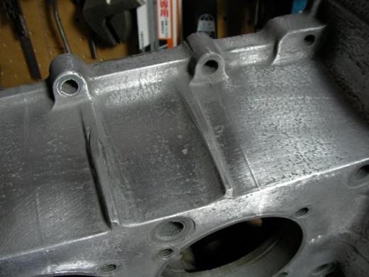 RHエンジン清掃、磨き (6)