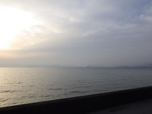 琵琶湖到着 (3)