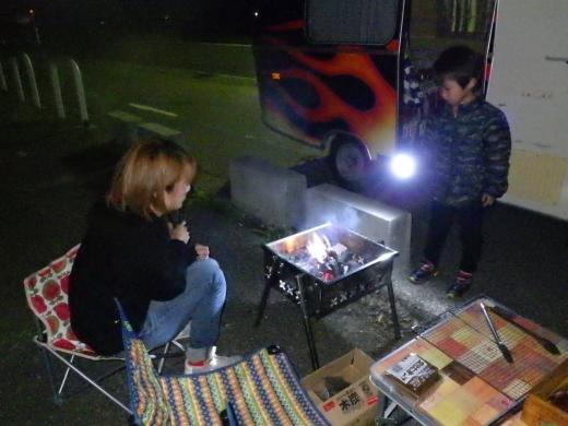 琵琶湖BBQ (5)