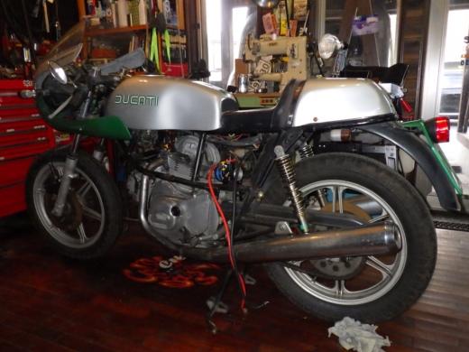 ドカティ350 (1)
