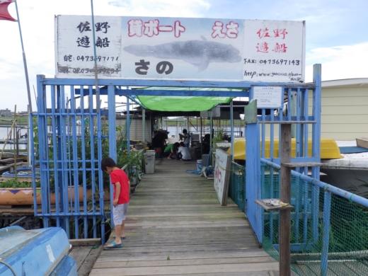 江戸川放水路ハゼ釣り (12)