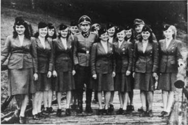 ナチス収容所看守1