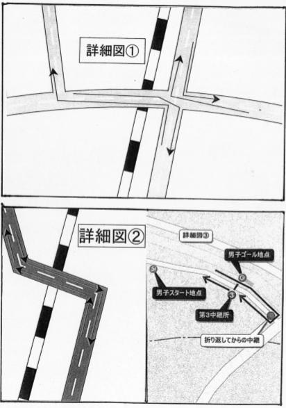 2018 東北駅伝大会コース-02