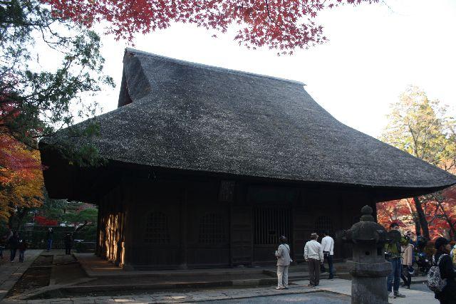 平林寺 仏殿