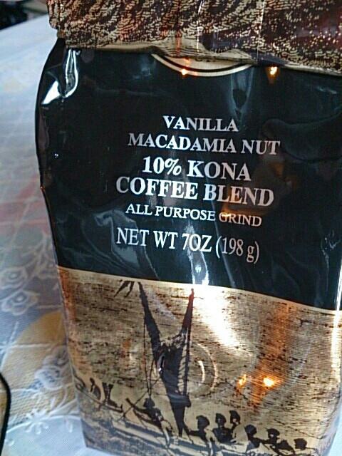 コーヒー豆 表