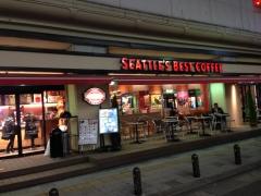 シアトルズベストコーヒー 天神ビブレ店:外観