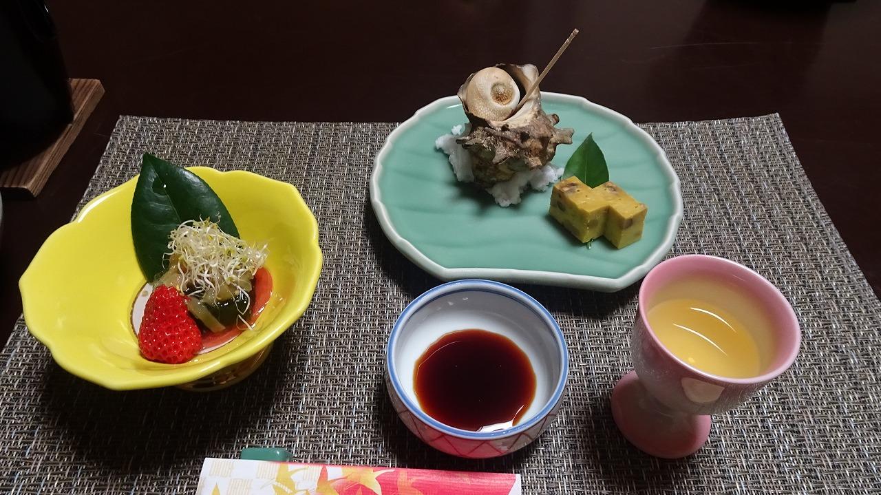 弓ヶ浜 いち番館 食事・感想編 (2016年3月)