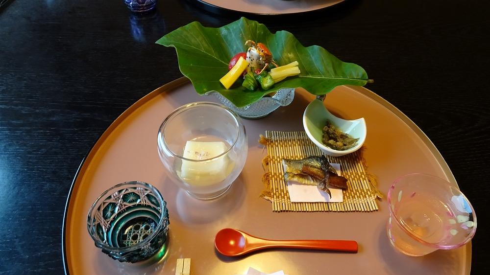和心亭豊月 食事・感想編 (2016年6月)
