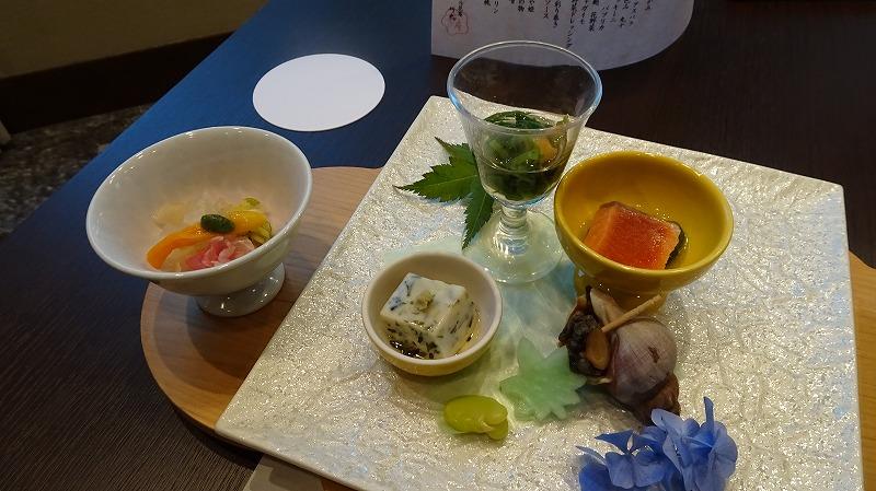 日光中禅寺湖温泉 ホテル花庵 食事・感想編 (2016年7月)