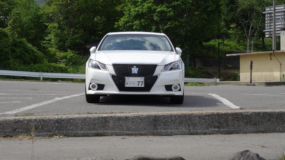 トコトコ ダブルセブン号車検 (2016年5月)