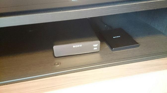 HDD設置