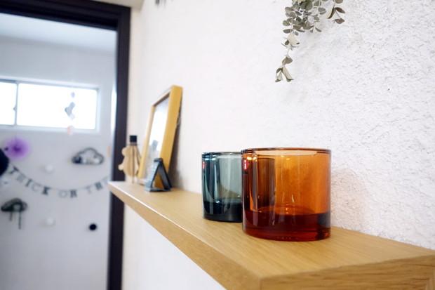 リビング・テレビ上・kivi・グレー・セリビアオレンジ②