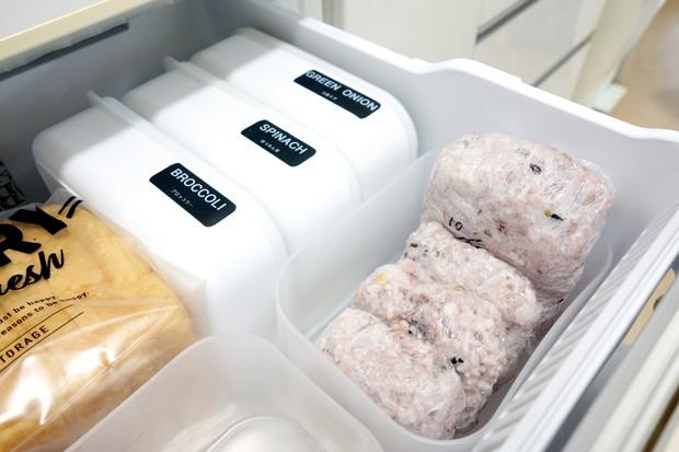 冷凍ご飯・冷蔵庫・冷凍室①