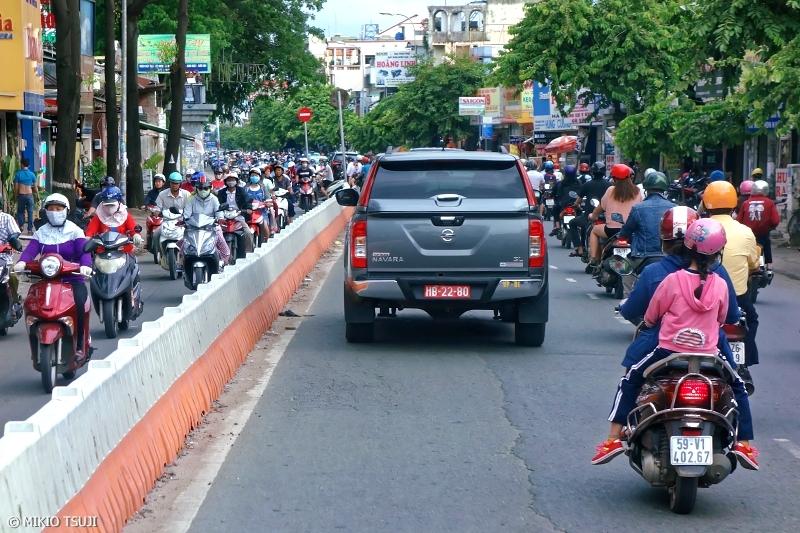 絶景探しの旅 - 0727 バイクの街 (ベトナム ホーチミン・シティ)