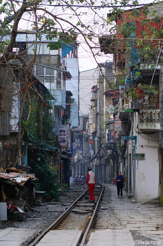絶景探しの旅 - 0729 1日の始まりの風景 (ベトナム ハノイ)