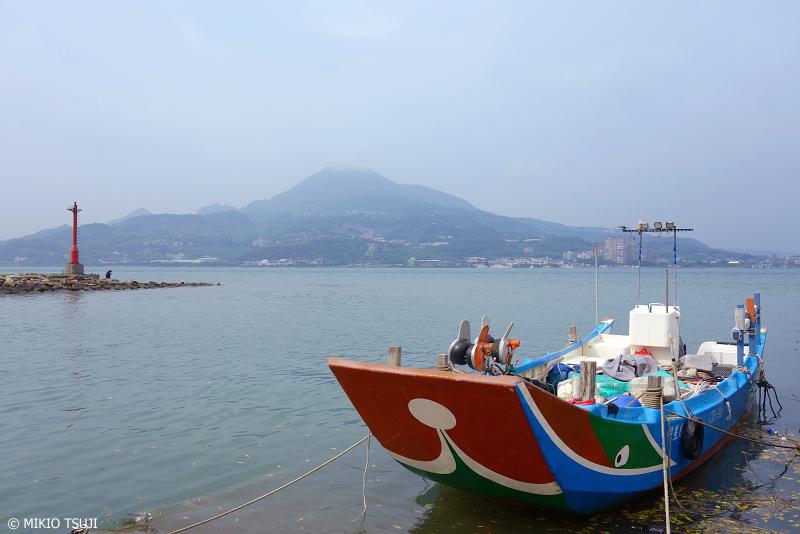 絶景探しの旅 - 0741 淡水の民族漁船 (台湾 新北市)